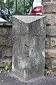 Kirkburton-Lepton Boundary Stone Opposite Entrance To Rowley Mills.jpg