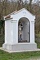 Kisbucsa, Nepomuki Szent János-szobor 2021 03.jpg