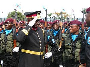 United Nations Security Council Resolution 1522 - Former Congolese Chairman of the Joint Chiefs, General Kisempia Sungilanga