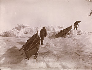 Adventure - Fridtjof Nansen reached a record latitude of 86°14′ during his North Pole expedition of 1893–96.