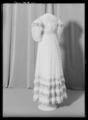 Klänning som tillhört drottning Josefina - Livrustkammaren - 70403.tif