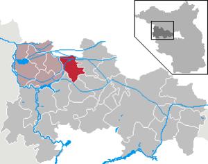 Kleßen-Görne - Image: Kleßen Görne in HVL