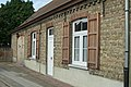 Kleine hoeve in het centrum van het gehucht Den Hoorn, Hoornstraat 127, Moerkerke (Damme).JPG