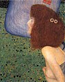 Klimt - Girl With Blue Veil, circa 1902-1903.jpg