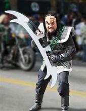 Amazon.com : Massive 48 in. Klingon Bat'Leth Style War Sword ...
