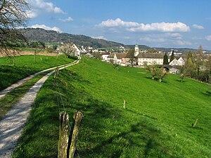 Unterengstringen - Image: Kloster Fahr Unterengstringen IMG 5912