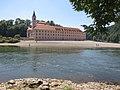 Kloster Weltenburg vom Nordufer.JPG