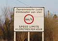 Kmh warning sign.jpg