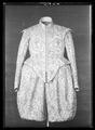 Knäbyxor tillhörande Gustav II Adolfs kröningsdräkt. Samhörande med tröja Lrk 25 605 - Livrustkammaren - 44128.tif