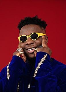 Koker (singer) Nigerian singer/songwriter (orn 1993)