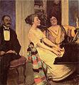 Konrad Krzyżanowski Przy fortepianie 1904.jpg