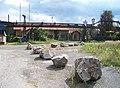 Králův Dvůr, nádraží, z ulice (01).jpg