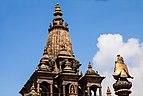 Krisnna Temple and Garuda at Patan.jpg