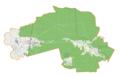 Kuźnia Raciborska (gmina) location map.png