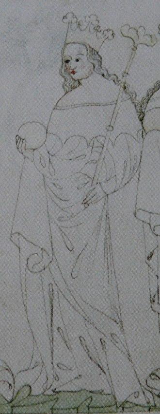Kunigunda of Halych - Image: Kunhuta zbrasl