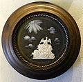 Kurprinz Friedrich Wilhelm (I) von Brandenburg-Prussia, wax model for medal by Raimund Falz, undated, perhaps c. 1696 - Bode-Museum - DSC02778.JPG
