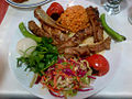 Kuzu kaburga with salad and bulgur.jpg
