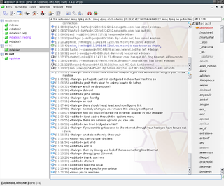 KVIrc IRC Client