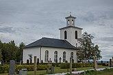 Fil:Kyrkås nya kyrka.jpg