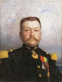 Léon de Beylié by Ernest Hébert.png
