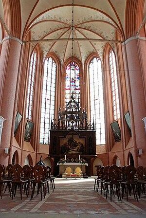 St. Michaelis, Lüneburg - Interior