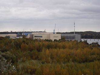 Lürssen - Plant in Schacht-Audorf (Rendsburg)