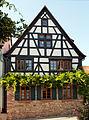 Lützelsachsen Fachwerkhaus 1672 20100720.jpg