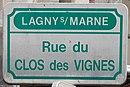 L2773 - Plaque de rue - Rue du clos des vignes.jpg