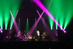 LCD Soundsystem - LCD Soundsystem's concert at Zénith de Paris