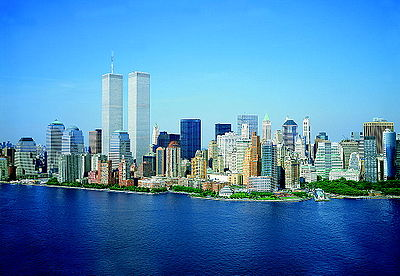 Manhattan, New York skyline