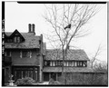 LONG PORCH, SOUTHEAST END - Stan Hywet Hall, 714 North Portage Path, Akron, Summit County, OH HABS OHIO,77-AKRO,5-142.tif