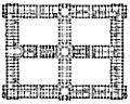 LUIGI VANVITELLI, ROYAL PALACE, PLAN, CASERTA, ITALY, 1752-1774.jpg