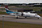 LX-LGF DHC-8-400 Luxair ARN.jpg