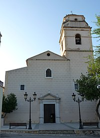 Sant Sebastià church