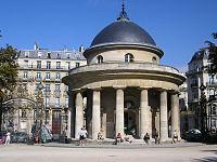 La Rotonde du Parc Monceau September 16, 2007.jpg
