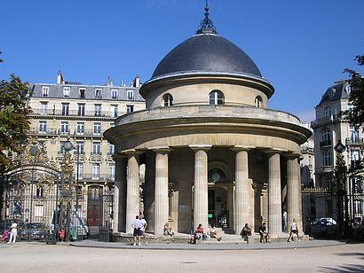 Comment aller à Parc Monceau en transport en commun - A propos de cet endroit
