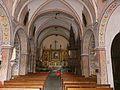 La Tour-d'Auvergne église St Pardoux nef.JPG