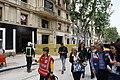 La alcaldesa acude al edificio derrumbado en Chamberí para ver la labor de rescate de las víctimas 08.jpg