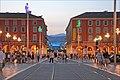 La place Masséna au crépuscule (Nice) (5957148887).jpg