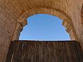 La porte nord et l'extrémité nord du Cardo - Jerash - Novembre 2014 07.jpg