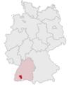 Lage des Schwarzwald-Baar-Kreises in Deutschland.png