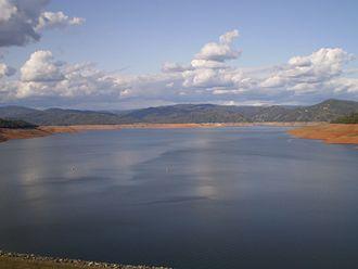 Lake Oroville - Lake Oroville