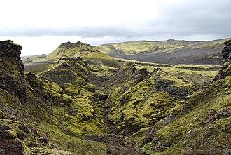 Laki - Center of the Laki Fissure