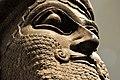Lamassu from the Throne Room of Ashurnasirpal II, Nimrud, Iraq, 9th century BC. The British Museum, London.jpg
