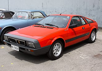 Lancia Montecarlo - Lancia Montecarlo (1980–81)
