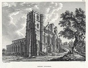 Landaff cathedral