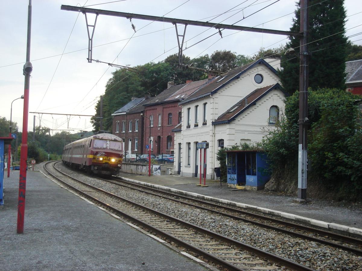 """Résultat de recherche d'images pour """"Train à Landelies"""""""