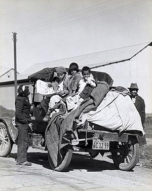 Migrant worker - Migrant workers in California, 1935