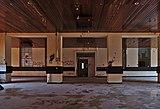 Large room leading to the kitchen in Sanatorium du Basil, Stoumont, Belgium (DSCF3534-hdr).jpg