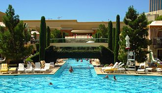 Wynn Las Vegas - Swimming Pool of Wynn Las Vegas